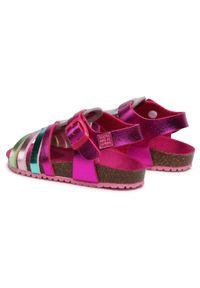 Fioletowe sandały Agatha Ruiz de la Prada