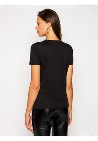 Czarny t-shirt Marella