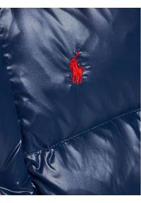 Polo Ralph Lauren Kurtka puchowa Hawthorne 323795538001 Granatowy Regular Fit. Typ kołnierza: polo. Kolor: niebieski. Materiał: puch