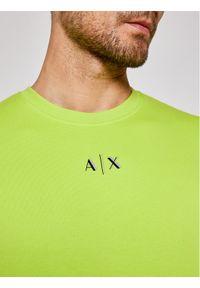 Zielona bluza Armani Exchange
