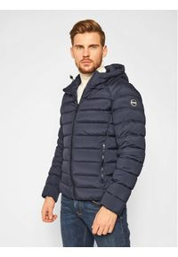 Niebieska kurtka puchowa Colmar #5