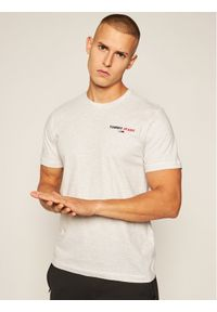Szary t-shirt Tommy Jeans