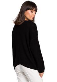 Sweter na co dzień, długi, casualowy