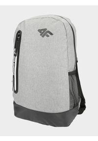 Szary plecak 4f melanż