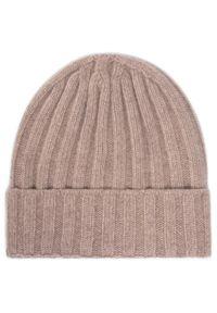 Beżowa czapka Oscar Jacobson