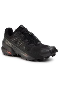 Czarne buty do biegania salomon Salomon Speedcross
