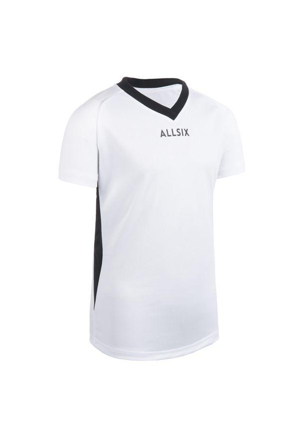 ALLSIX - Koszulka siatkarska dla chłopców Allsix V100. Materiał: materiał, poliester