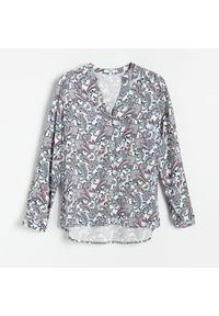 Kremowa bluzka Reserved