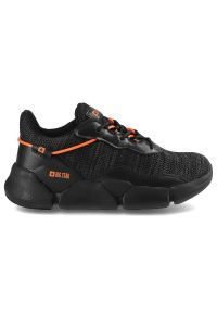 Big-Star - Sneakersy BIG STAR HH174283 Czarny/Ciemny Szary. Kolor: wielokolorowy, czarny, szary