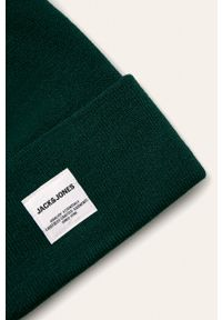 Zielona czapka Jack & Jones