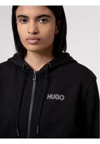 Czarna bluza Hugo