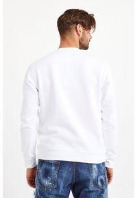 Bluza DSQUARED2 z nadrukiem, długa