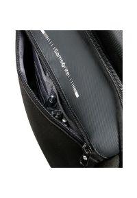 Czarny plecak na laptopa Samsonite w kolorowe wzory #4
