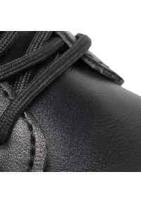 Geox - Trapery GEOX - J Eclair G. C J949QC 000BC C9999 S Black. Okazja: na spacer. Kolor: czarny. Materiał: skóra, skóra ekologiczna. Wzór: aplikacja. Sezon: zima. Styl: młodzieżowy #3