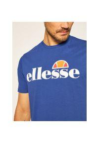 Niebieski t-shirt Ellesse