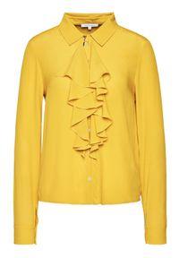 Żółta koszula Patrizia Pepe
