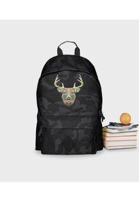 MegaKoszulki - Plecak moro Triangle Deer. Materiał: poliester. Wzór: moro