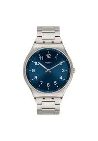 Szary zegarek SWATCH