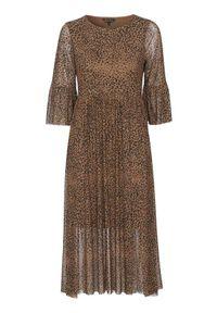 Happy Holly Sukienka we wzory Lina w cętki female ze wzorem 36/38. Materiał: jersey, materiał