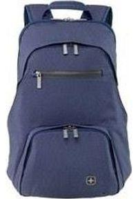 Plecak Wenger Plecak na laptop/tablet WENGER City Dive 16`Granatowy uniwersalny. Kolor: niebieski
