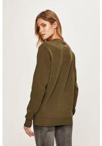 Zielona bluza Ellesse z nadrukiem, na co dzień #5