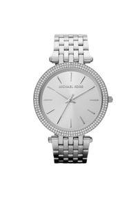 Srebrny zegarek Michael Kors casualowy