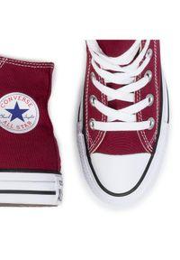 Czerwone buty sportowe Converse Converse All Star