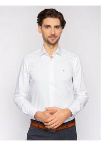 Biała koszula casual Tommy Hilfiger Tailored