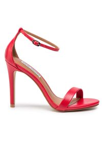 Czerwone sandały Steve Madden klasyczne