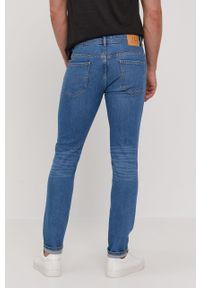 Niebieskie jeansy Selected
