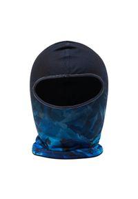 Niebieska czapka Buff