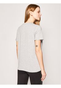 DKNY Sport T-Shirt DP9T6749 Szary Regular Fit. Kolor: szary. Styl: sportowy