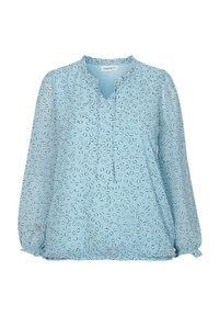 Niebieska bluzka Zhenzi