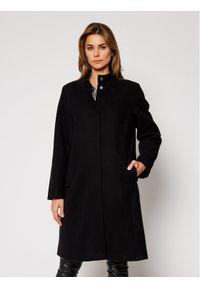 Czarny płaszcz Persona by Marina Rinaldi