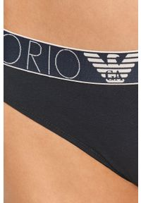Emporio Armani Underwear - Emporio Armani - Brazyliany. Kolor: niebieski