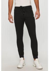 Czarne spodnie Tommy Jeans