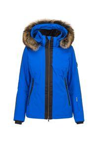 Kurtka narciarska Descente z motywem zwierzęcym, Thinsulate, na zimę