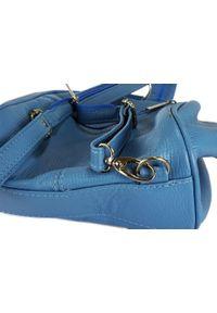Niebieski plecak Perfekt Plus