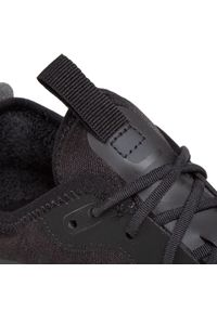 Czarne półbuty casual Nike na co dzień, z cholewką