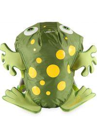 LittleLife Animal Kids SwimPak Plecak- Zielona Żaba L12040. Kolor: zielony. Materiał: materiał