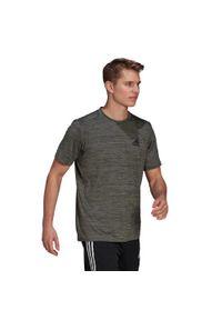 Koszulka do fitnessu Adidas krótka, z krótkim rękawem