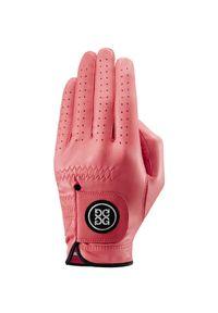 Czerwone rękawiczki G/Fore na lato