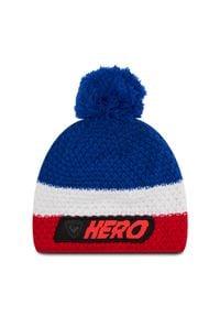 Rossignol - Czapka ROSSIGNOL - Jr Hero RLJYH04U True Blue 707. Kolor: niebieski. Materiał: akryl, materiał