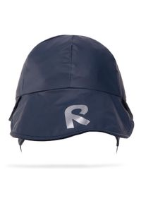 Reima Kapelusz Rainy 528409 Granatowy. Kolor: niebieski