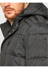 Niebieska kurtka zimowa Geox #7