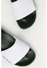 Colmar - Klapki. Kolor: biały. Materiał: materiał, guma. Wzór: gładki