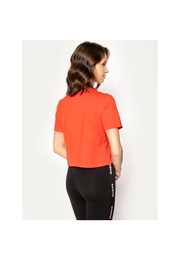 Czerwony t-shirt Calvin Klein Jeans