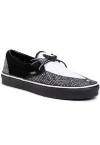 Czarne buty trekkingowe Vans Vans Classic