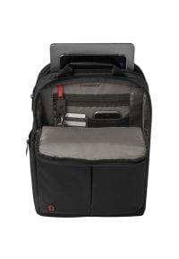 Wenger - Plecak na laptopa WENGER Reload 16 cali Czarny. Kolor: czarny. Styl: biznesowy