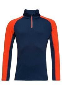 Rossignol - ROSSIGNOL Bluza męska CLASSIQUE 1/2 ZIP bicolor
